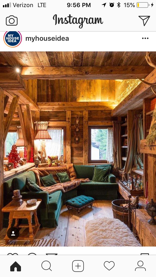 Casa Linda, Duplex Apartment, Ski Chalet, Chalet Interior, Interior Design, Interior