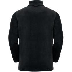 Photo of Jack Wolfskin fleece jacket men in large sizes Tavani Fleece Men 68 black Jack Wolfskin