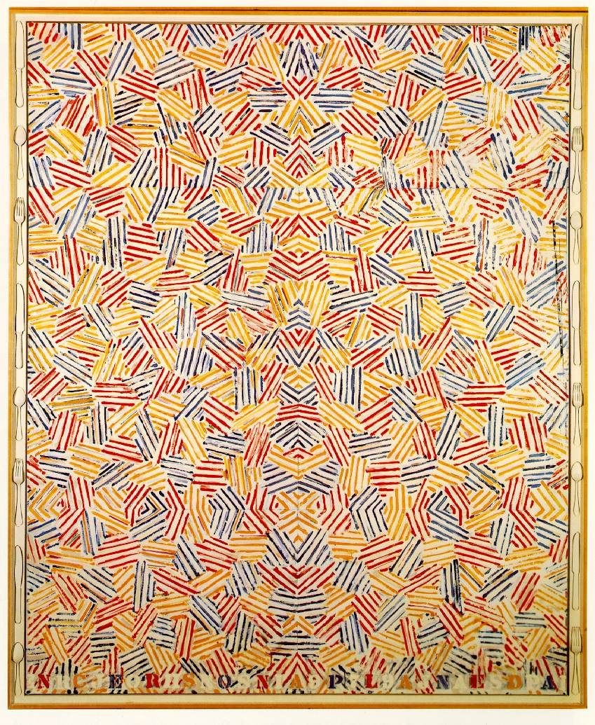 Dancers On A Plane Jasper Johns And Everything Pinterest
