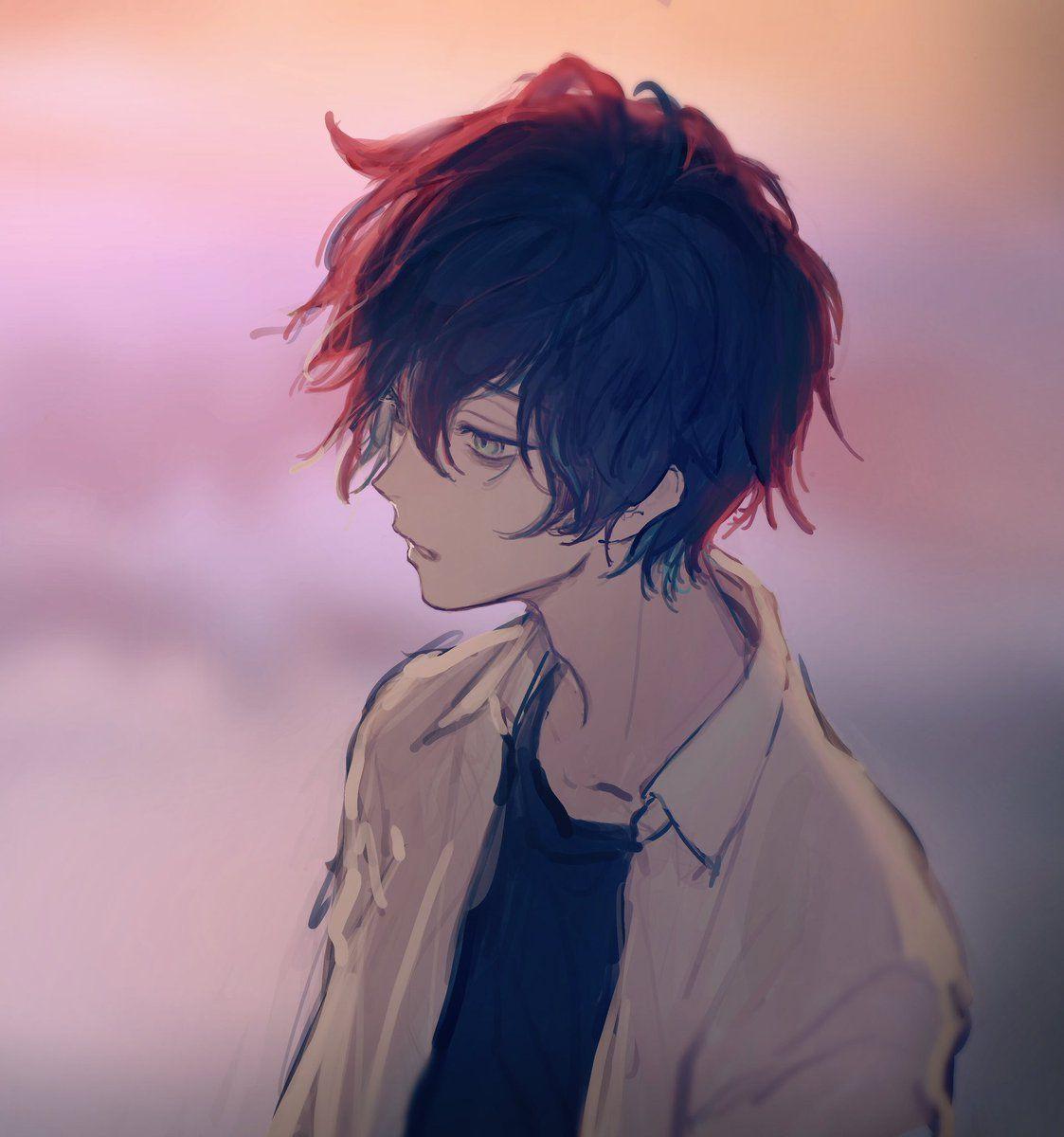 Kawaii Anime Pfp Boy Novocom Top