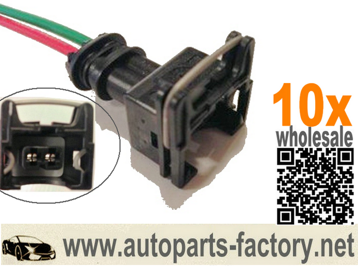 Long Yue Ev1 Injector Connector Pigtail Harness Case For Inyector De Vw Gm 6 Dvi Cable Dvi Electronic Products