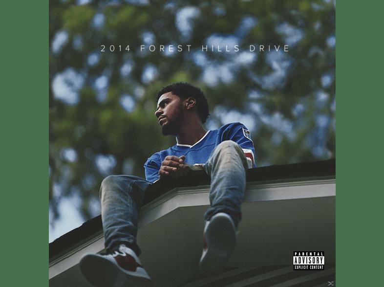 J Cole J Cole 2014 Forest Hills Drive Vinyl Mediamarkt Album Cover J Cole Musikwand