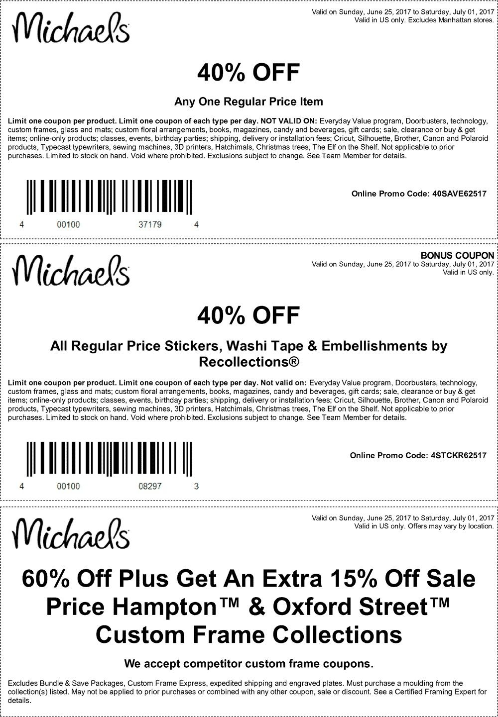 Magnificent Michaels Picture Frame Coupons Pictures - Framed Art ...