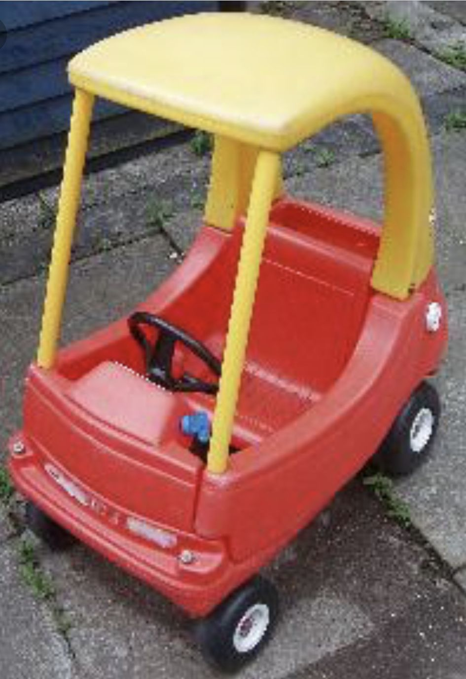 Little Tykes Coupe found at Goodwill Little tykes, Baby