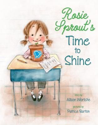 Rosie sprouts time to shine by allison wortchepatrice barton rosie sprouts time to shine kindle edition by allison wortche patrice barton a young girl finds something she is good at in an environment of social fandeluxe Epub