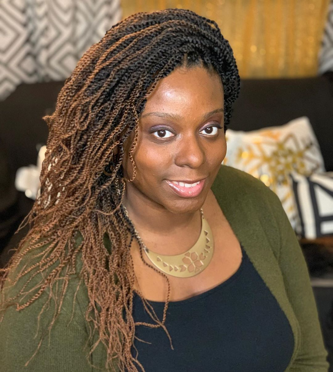 50 most headturning crochet braids hairstyles for 2020