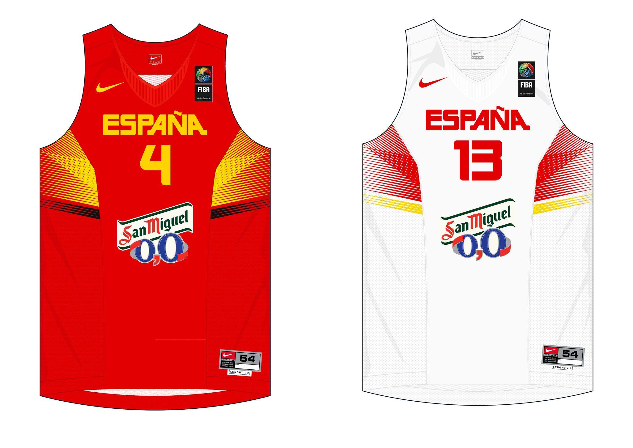 on sale 35219 7fae8 Spain National Team jersey (FIBA World Championship 2014 ...