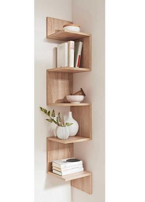Corner Bookshelf Home Decor Room Decor Decor