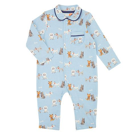 52a7240b2 Buy John Lewis Baby All-Over Dog Romper