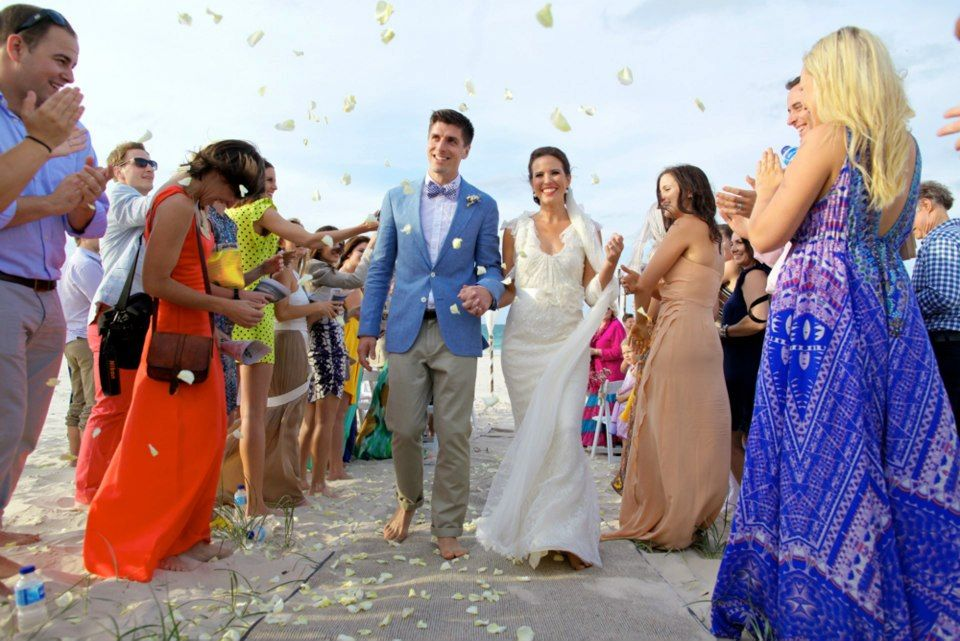 20 Best Songs for Walking Back Down the Aisle Wedding