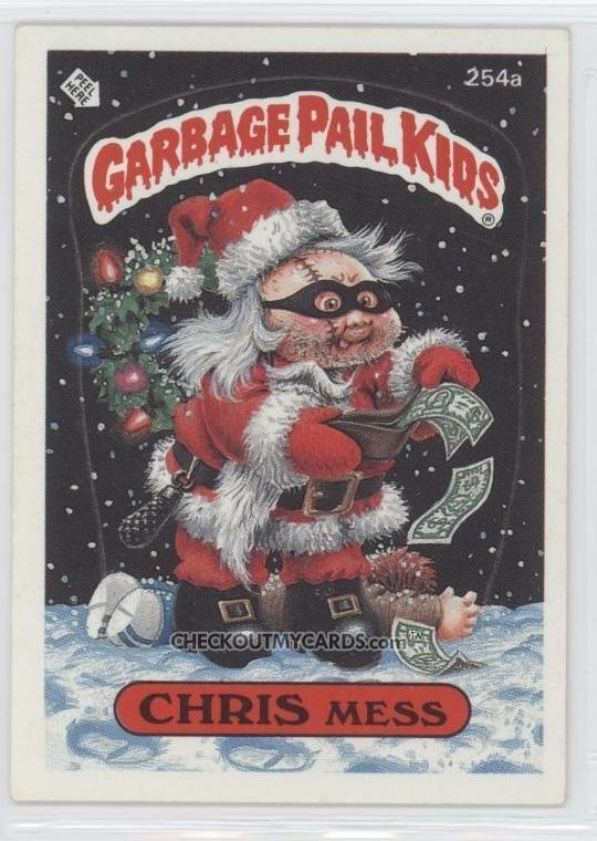 Pin By Melissa Hazelwood On Garbage Pail Kids Garbage Pail Kids Garbage Pail Kids Cards Pail