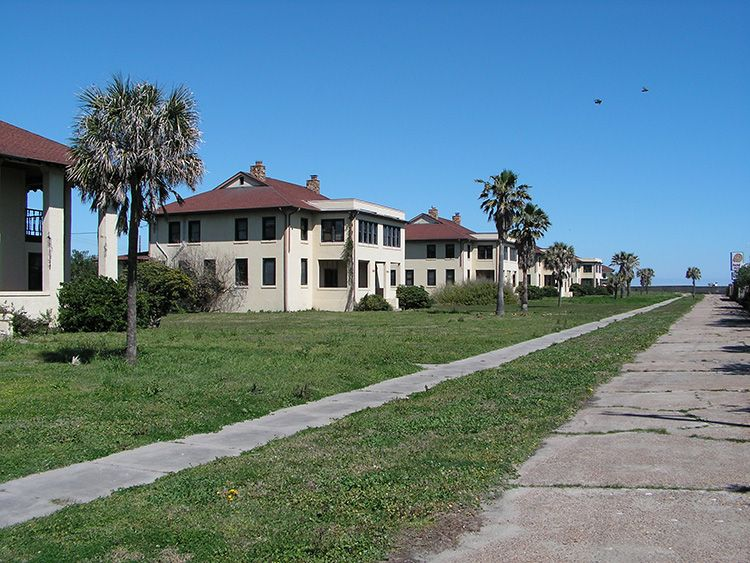 2016 Heritage At Risk List | Galveston Historical Foundation