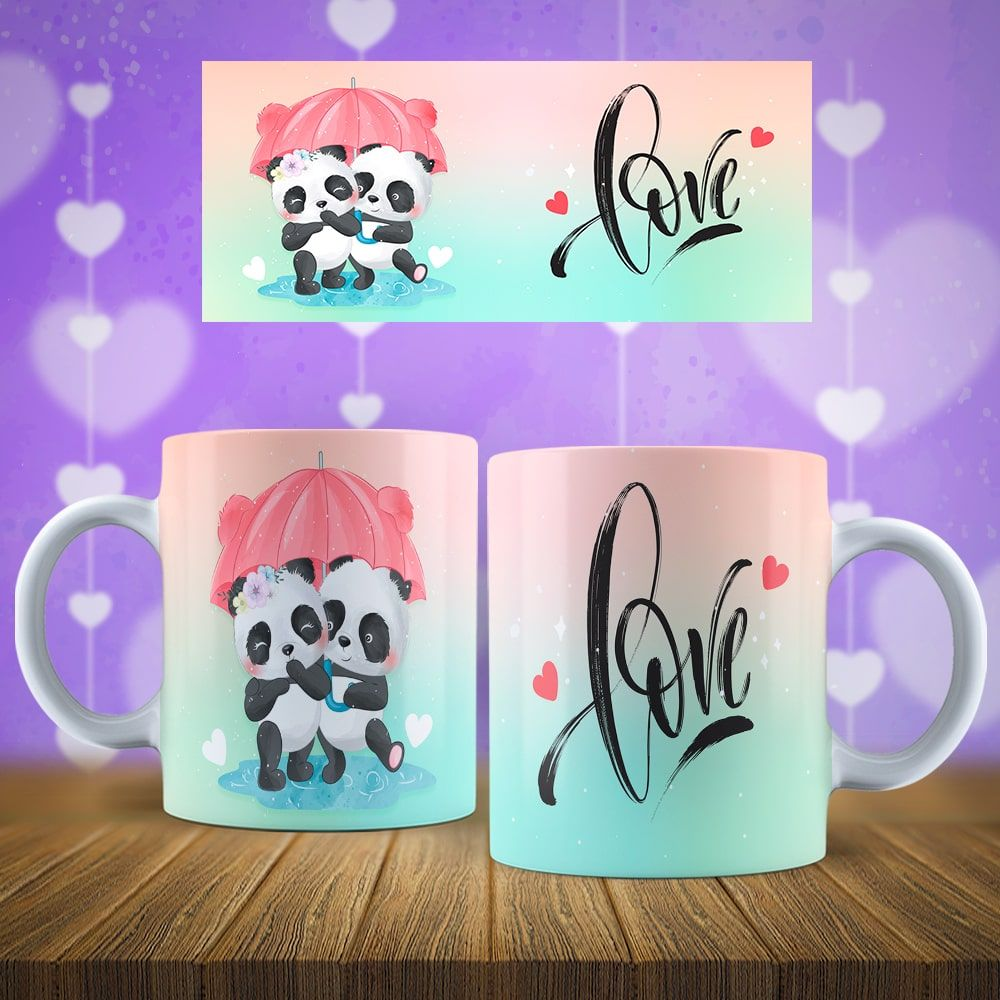 Disney Mug Transfer Sticker
