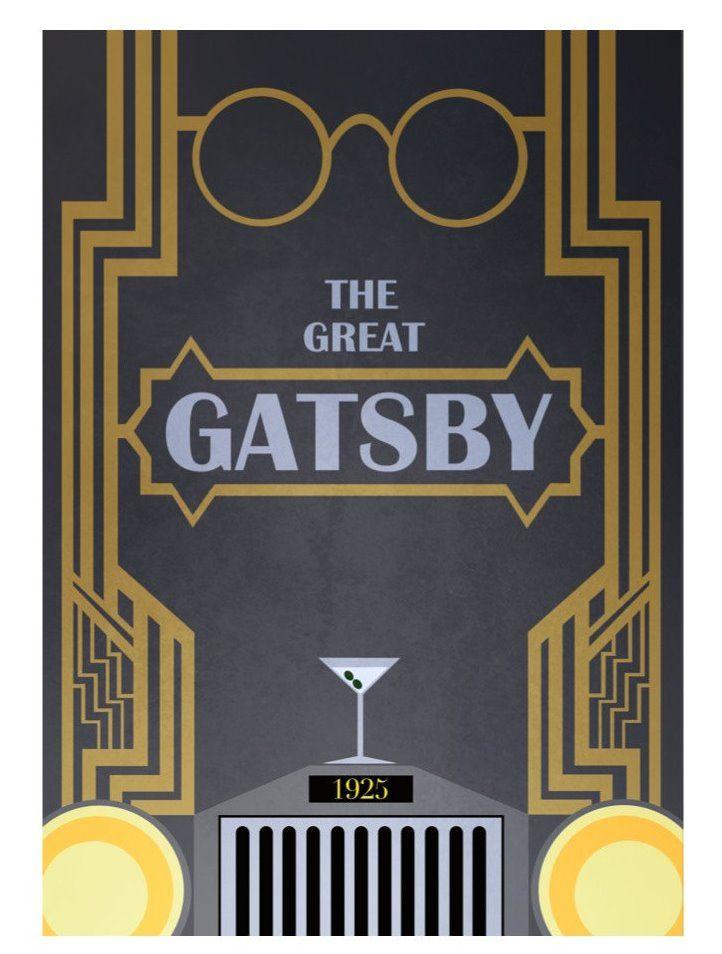 The Great Gatsby Minimal Minimalist Movie Film Print Poster Etsy Movie Posters Minimalist The Great Gatsby Minimalist Poster