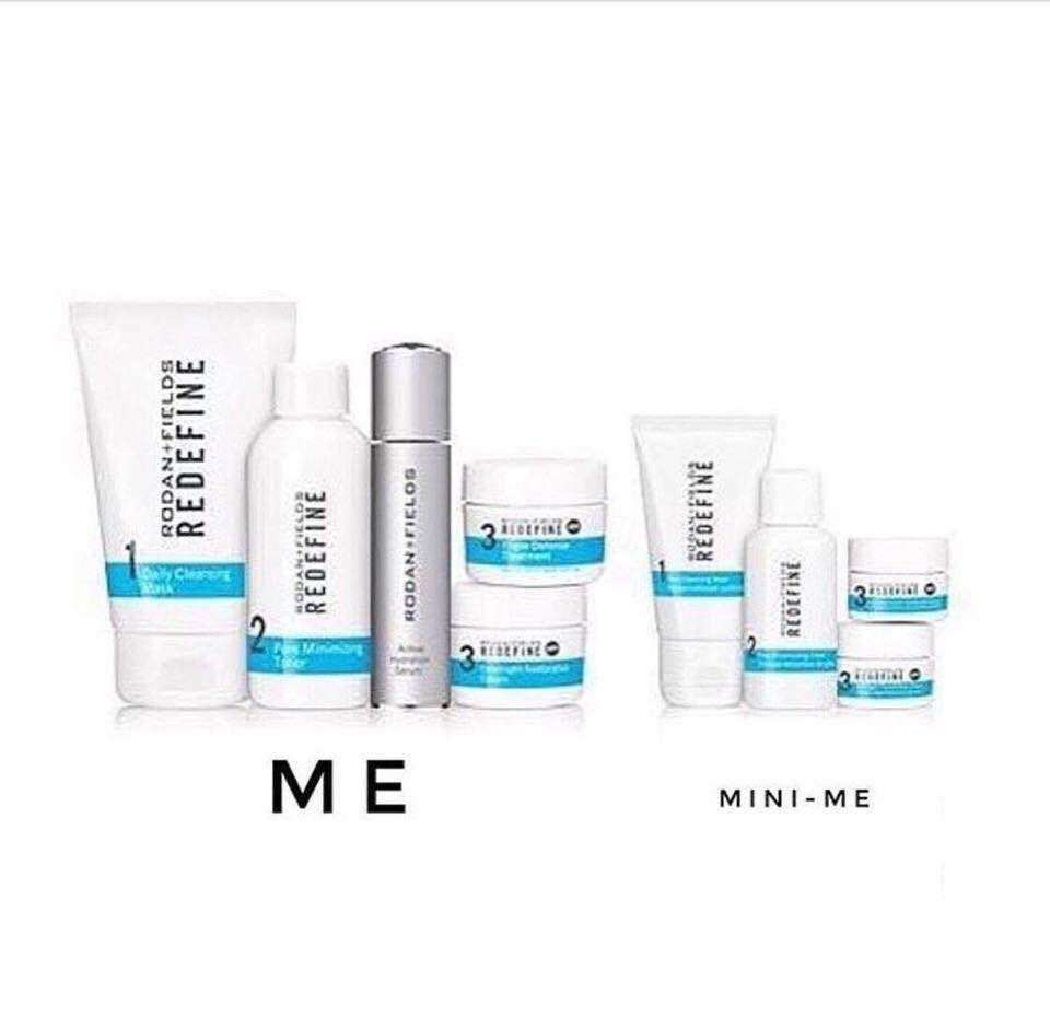 Everything Mini Is Cuter Especially When It S Free Purchase Any Full Sized Rodan And Fields Anti Aging Skin Products Essential Oil Anti Aging
