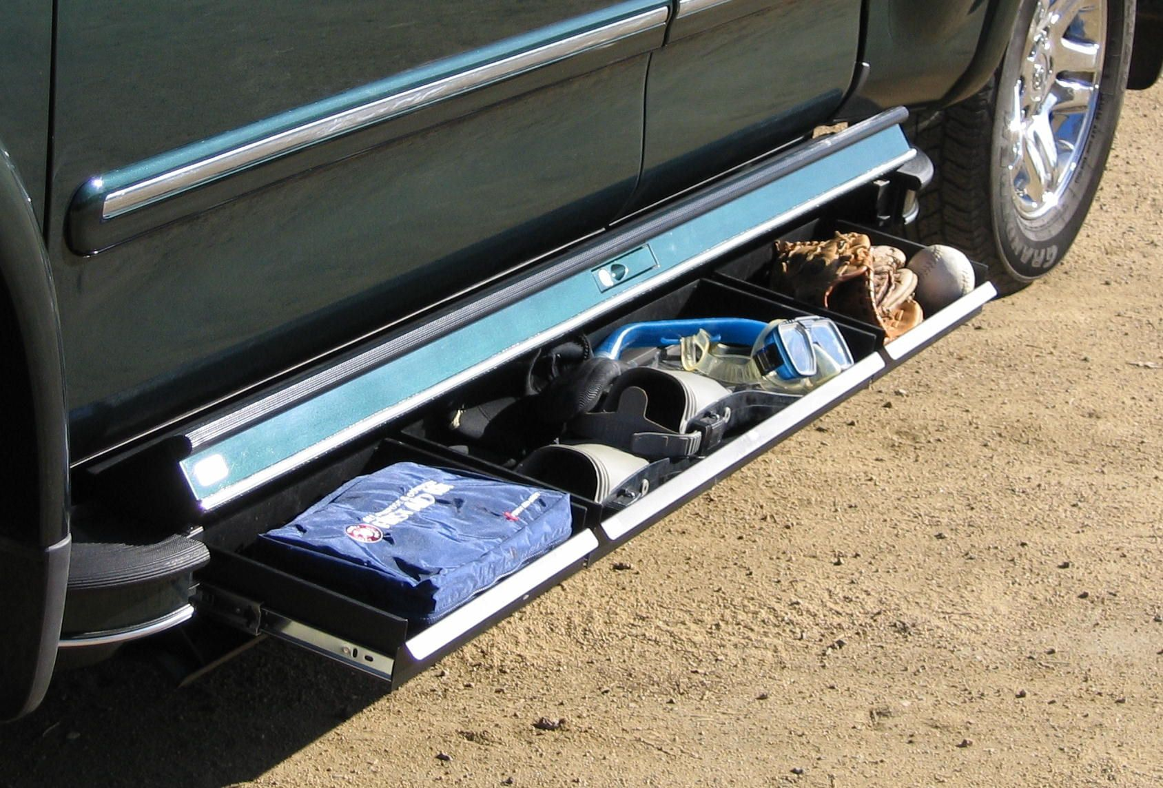 Pin by Ali on Trucks Truck storage, Ford f150