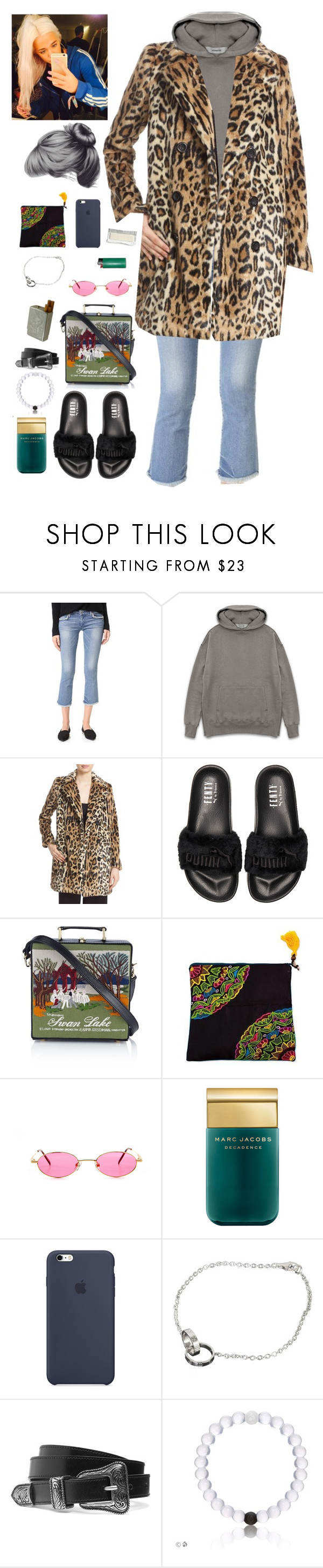 """""""B-studio with Lottie for a photoshoot"""" by onedirectionnhllz ❤ liked on Polyvore featuring True Religion, Alice + Olivia, Puma, Olympia Le-Tan, NOVICA, Gucci, Marc Jacobs, Cartier, Yves Saint Laurent and vintage"""