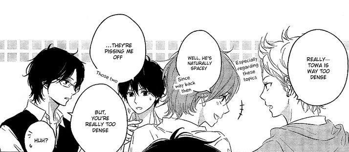 haru matsu bokura #manga #shoujo