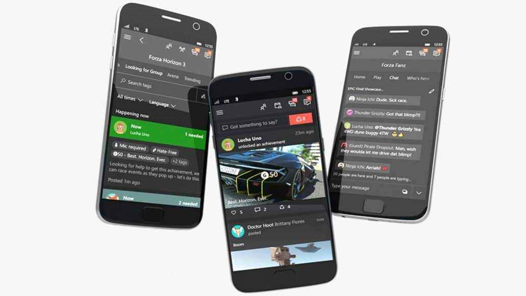 Android and iOS Xbox apps add ability to download