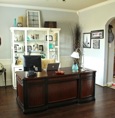 Oh Sweeeeeet Velvet And Some Office Changes Decorchick Formal Dining Room Turned Office Formal Living Rooms Dining Room Spaces