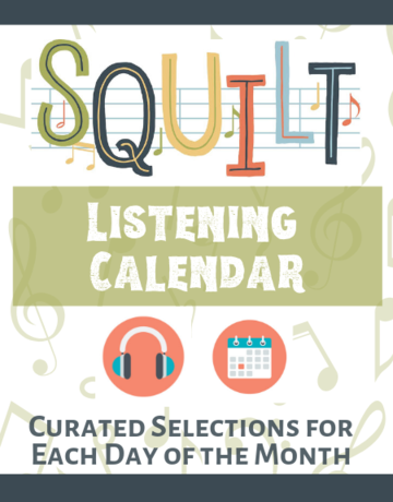 SQUILT Music Appreciation is an open and go music