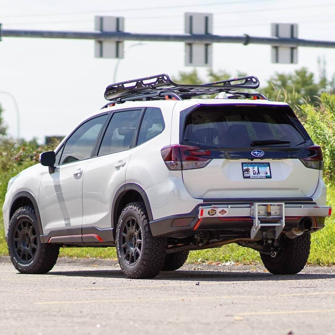 New Feature Story Lifted 2019 Subaru Forester Overland