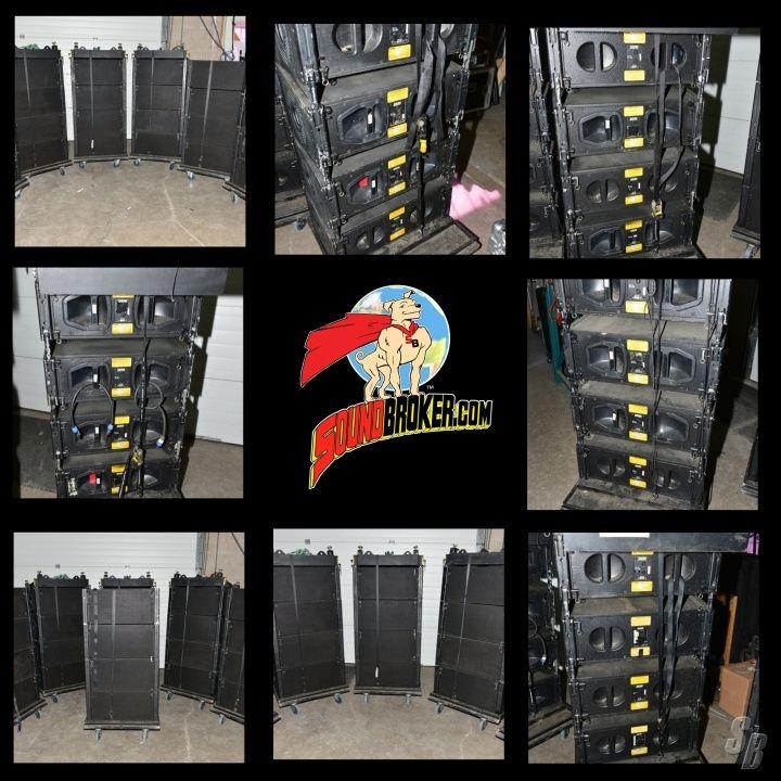 For Sale - EAW KF 730 LINE ARRAY - Listing Detail - SoundBroker ...