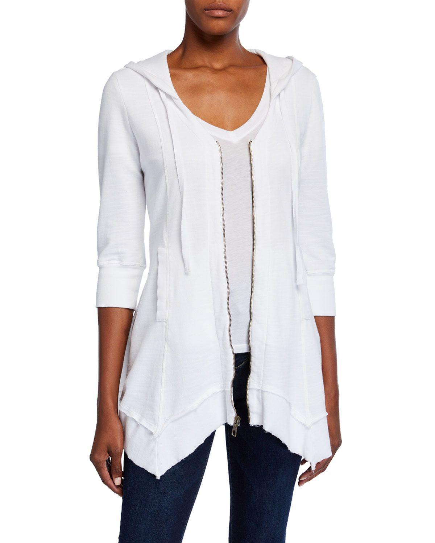 L XCVI Womens Vest Black