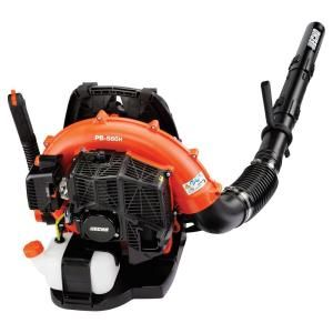 Echo 216 Mph 517 Cfm 58 2 Cc Gas 2 Stroke Cycle Backpack Leaf Blower With Hip Throttle Pb 580h With Images Backpack Blowers Gas Blowers Leaf Blower