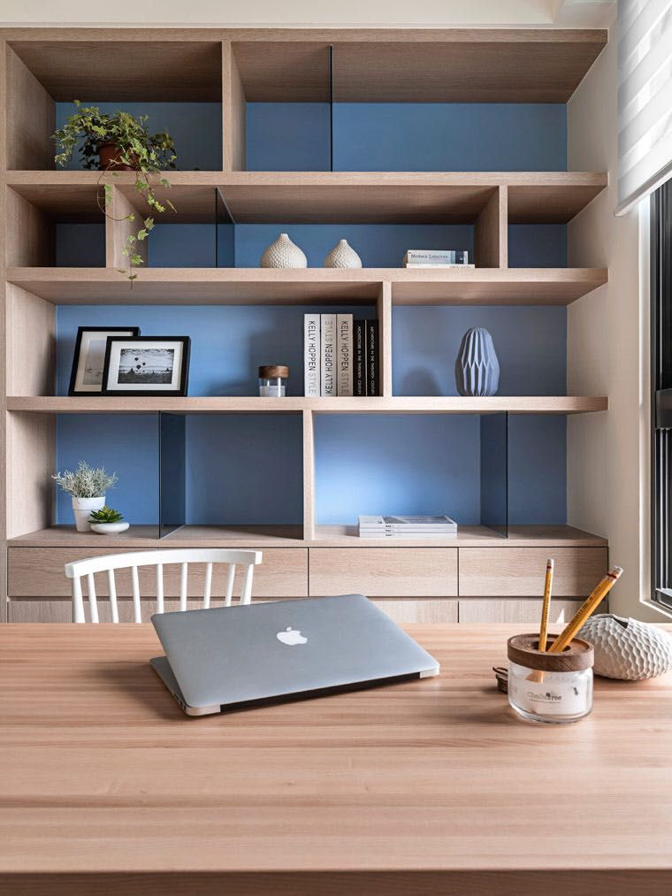 Condominium Study Room: Modern Home Offices By Kaylen Chia On Architecture