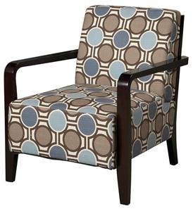 Best Nebraska Furniture Mart – Powell Bent Wood Arm Accent 400 x 300