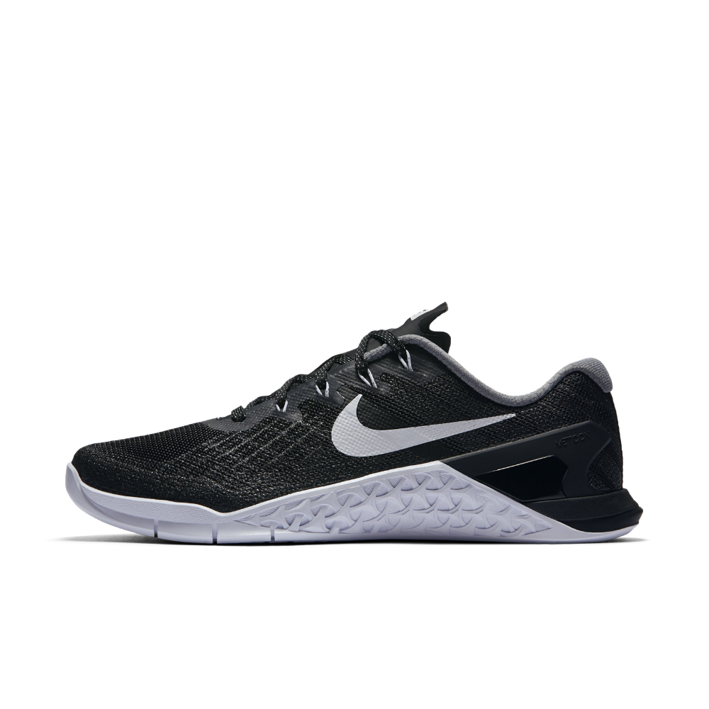 Nike Metcon 3 Women's Training Shoe Size 11.5 (Black