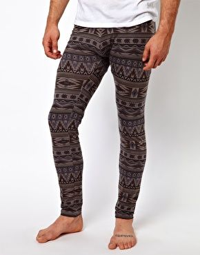 Leggings Mit Glencheck Muster From Hallhuber On 21 Buttons 11