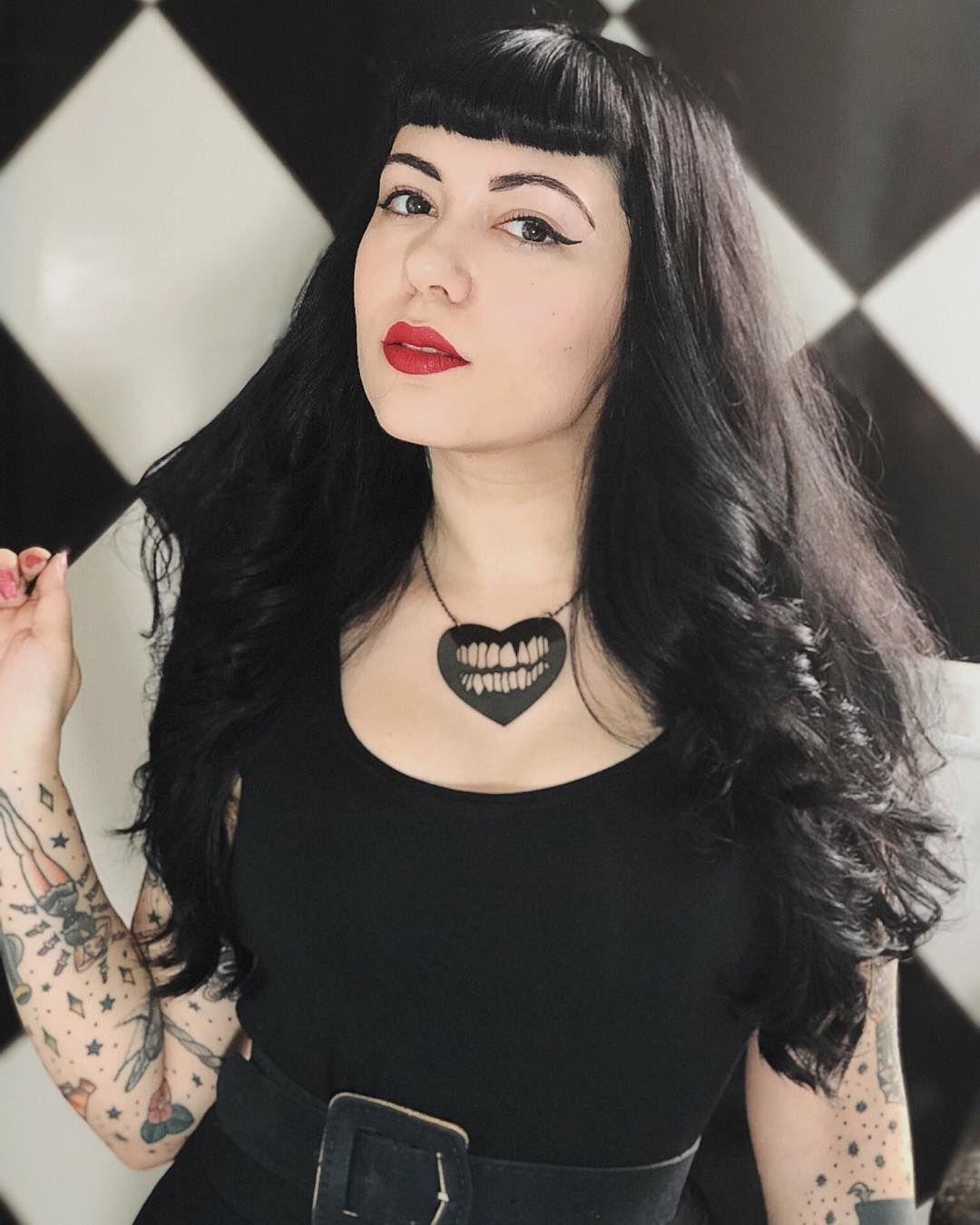Épinglé par Véronique Baril sur rockabilly en 2019