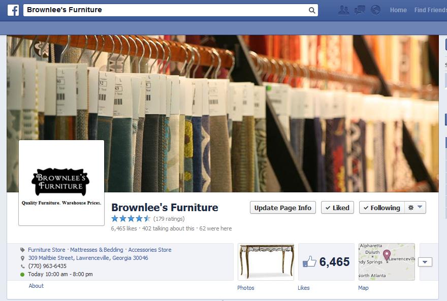Brownlee S Furniture Brownleesfurn On Pinterest