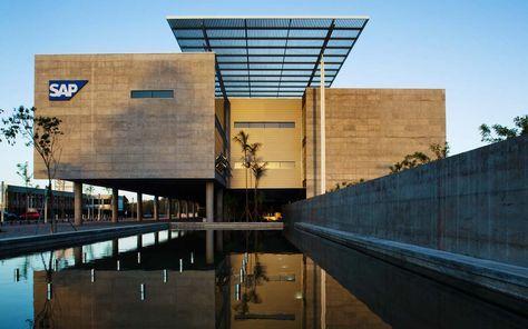 Gallery of SAP Labs Latin America / Eduardo de Almeida, Shundi Iwamizu Arquitetos Associados - 1