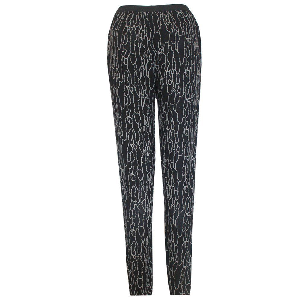 American Vintage Tulsa Pants in Cracked Coal at Bod & Ted £57