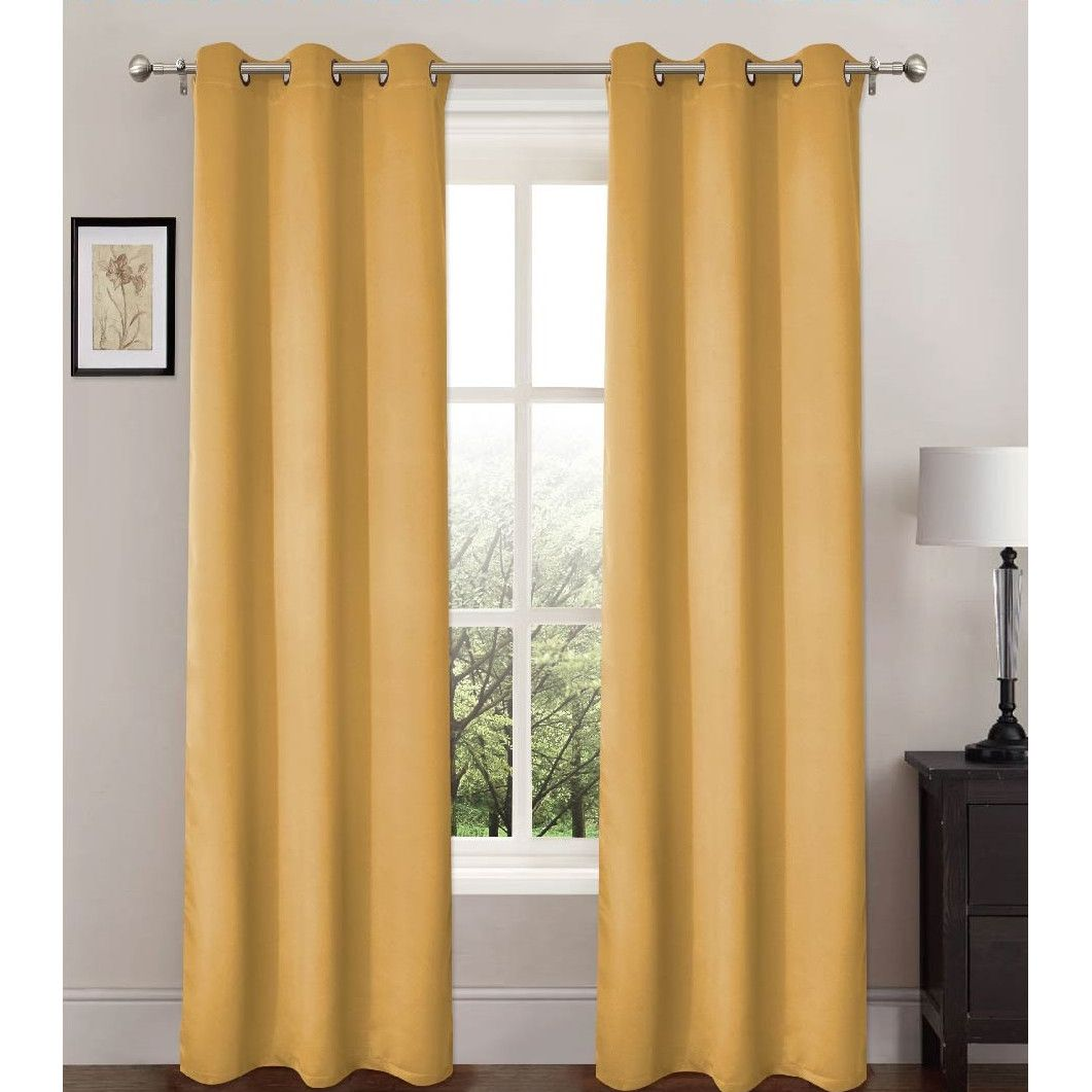 You Ll Love The Sally Blackout Curtain Panels At Wayfair Great