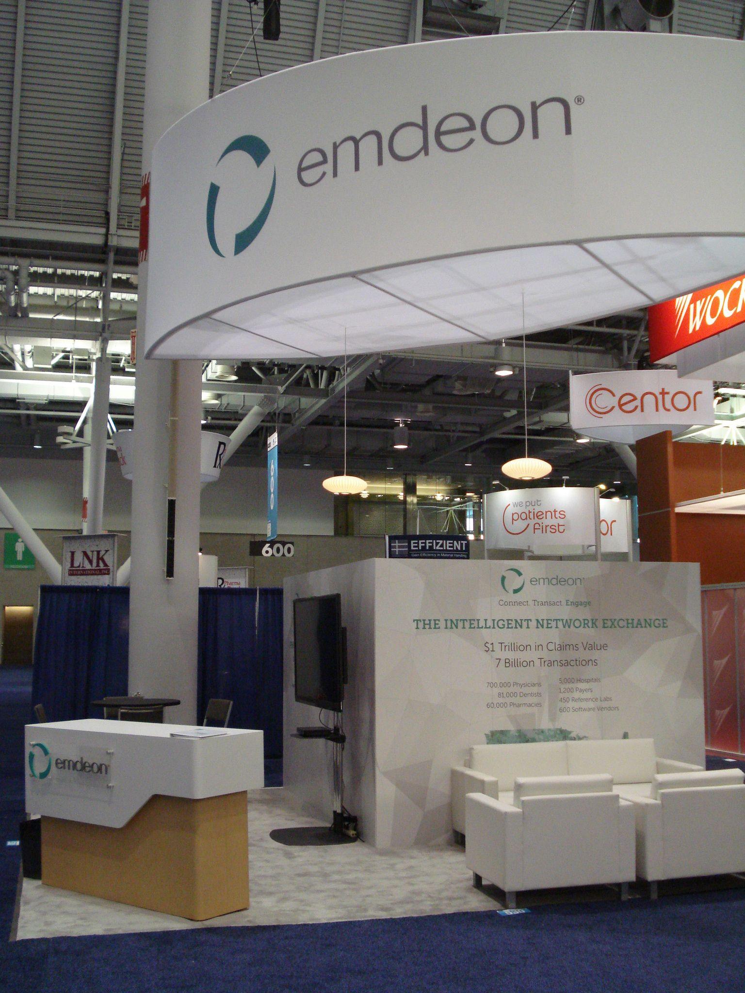 Emdeon the nacds total store expo product showcase