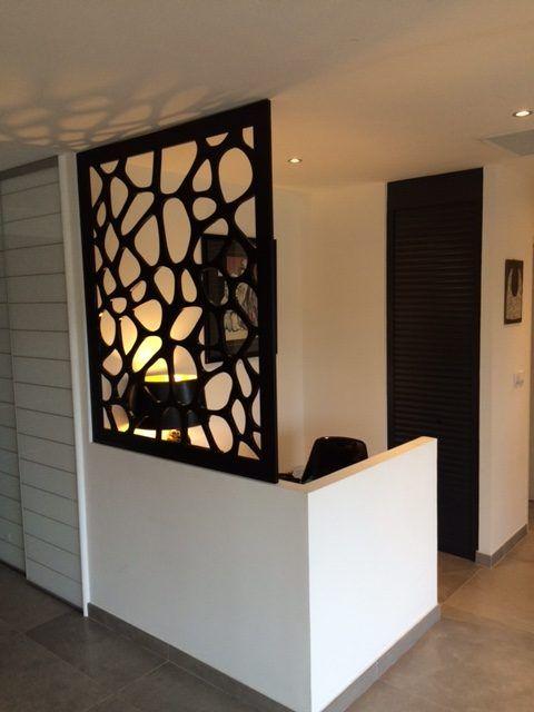 Paravents Et Claustras D Interieur Paravent Design Deco Entree Maison Decoration Salon Plafond