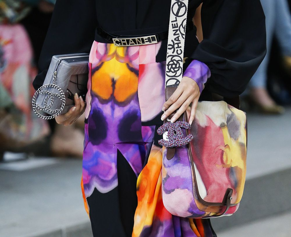 Chanel's Spring 2015 Bags are Protest-Inspired Mixed Bag (purseblog.com)