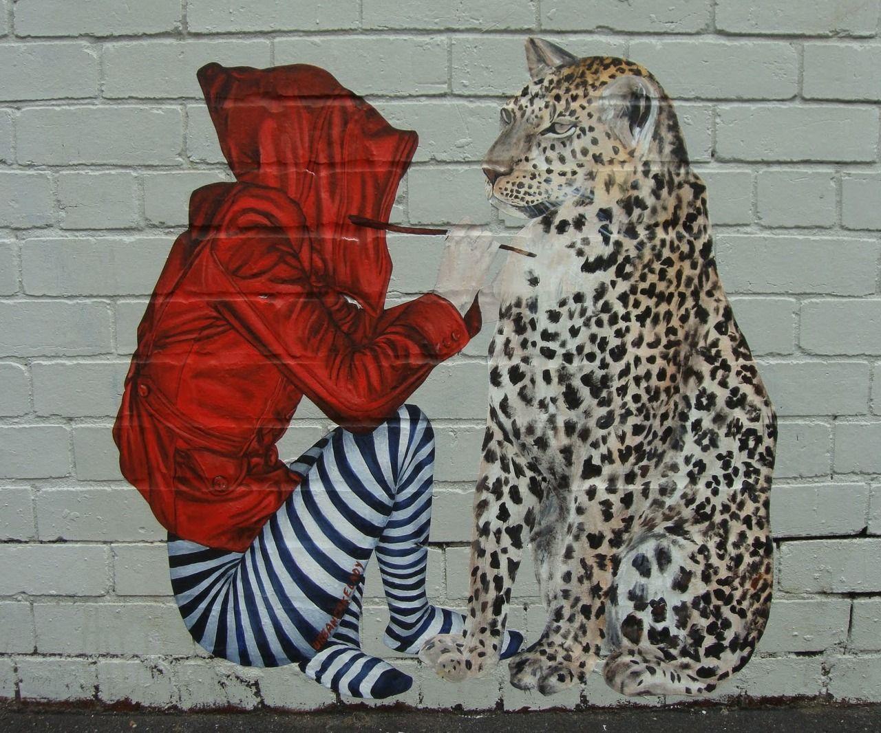 street art Melbourne, Australia