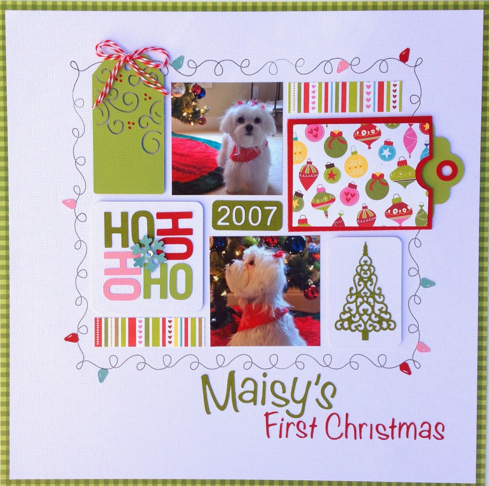 Artsy Albums Scrapbooking Kits and Custom Designed Scrapbook Albums by Traci Penrod: Thursday Sketch at Silhouette