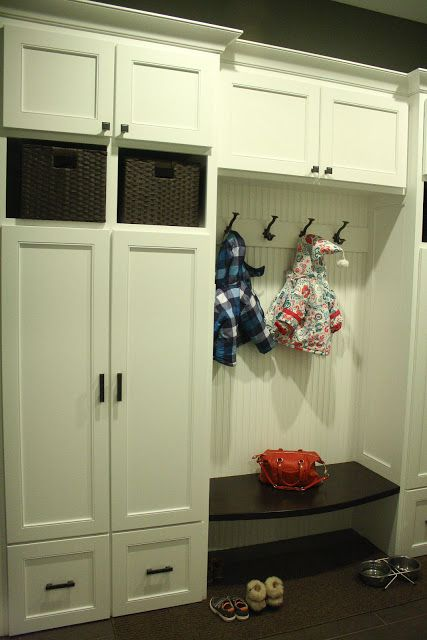 The Build Main Level Updated Photos Mudroom Lockers Dream