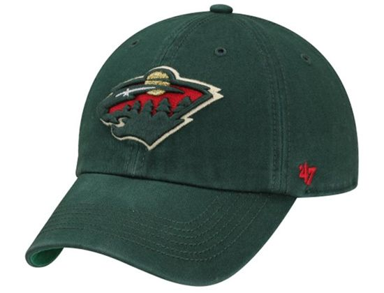 90661f99d64ef ... promo code for minnesota wild new franchise fitted hat by 47 brand x  nhl 8ff3a c89f7