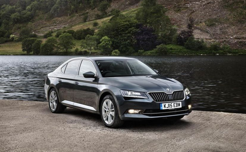 New Generation Skoda Superb To Be Launched In India Today Latest