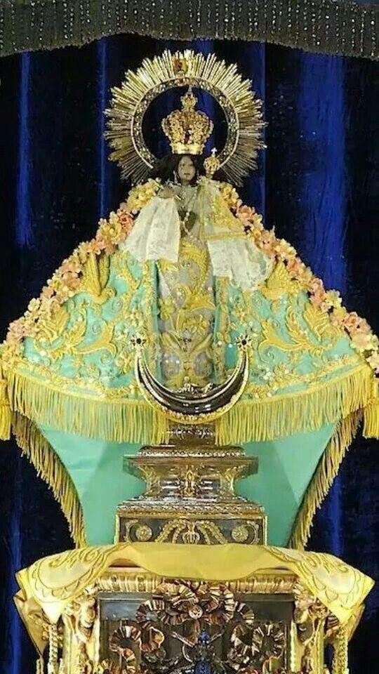 Virgen Del Rosario De Talpa Con Su Nuevo Ajuar Del 2014 Virgen De Talpa Virgenes De Mexico Imagenes Religiosas
