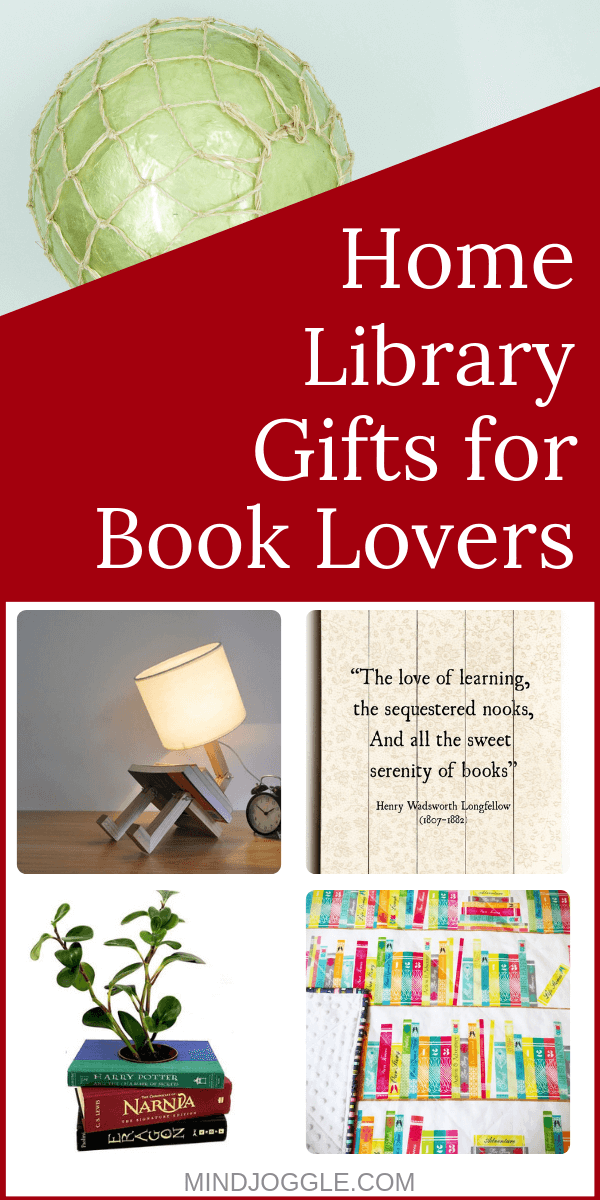 Gifts For A Home Library Library Gift Book Lovers Gifts Book Gifts