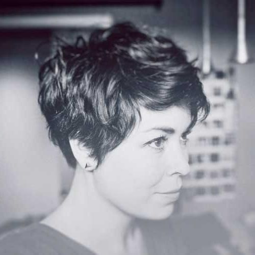 Photo of Ladies Short Hairstyles For Thick Hair | Short hairstyles ...