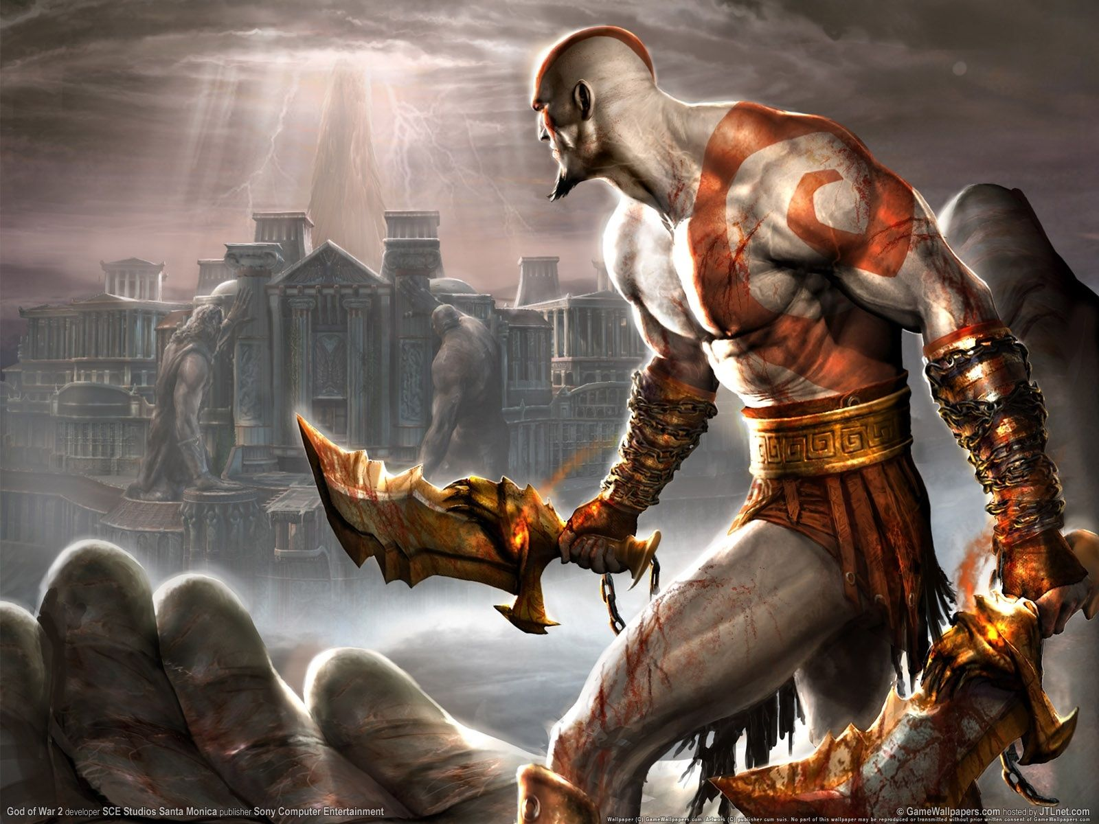God Of War 1 Kratos God Of War God Of War God Of War Game